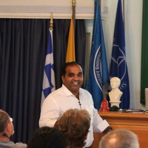 Dr Mahesh Mallappa